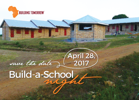 Build-a-School Night 2017!